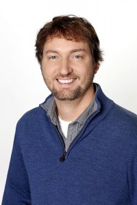 Aaron Zelman, Creator and Executive Producer of ABC TV's Resurrection. ©(ABC/Craig Sjodin)