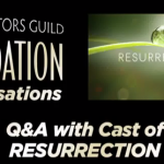 Resurrection Cast Discussion at SAG Foundation Panel